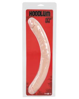 Hoodlum Фаллоимитатор двусторонний телесный