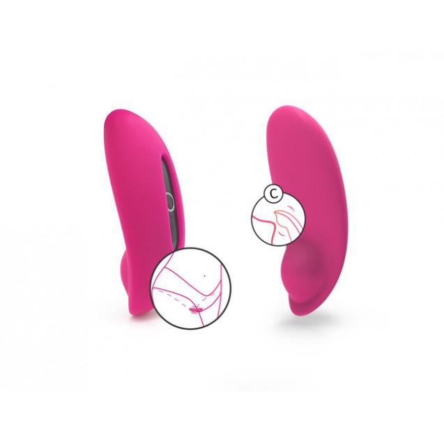 Набор Magic Motion Candy+Dante эрекционное кольцо и клиторальный массажер (перезаряжаемые)