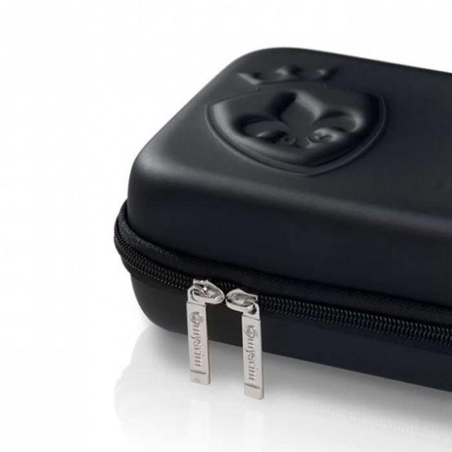Вибромассажер c электростимуляцией Daring Danny - Black Edition (8 режимов вибрации, 5 режимов электростимуляции)